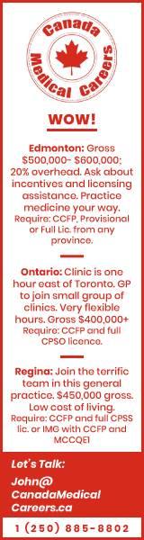 Canada Medical Careers