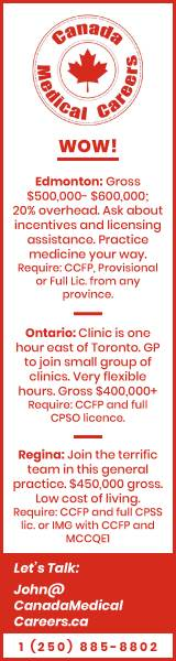 Canada Medical Careers